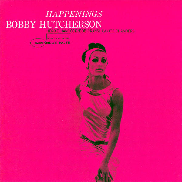 Bobby Hutcherson – Happenings | 45rpm 2LP