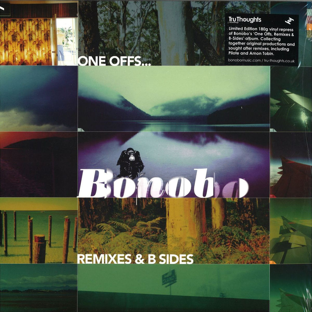 Bonobo ‎– One Offs...Remixes & B Sides [Compilation]