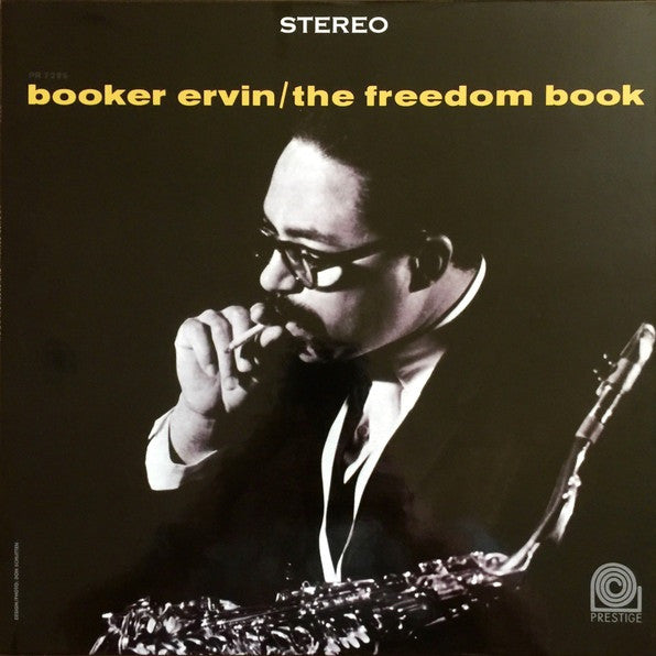 Booker Ervin ‎– The Freedom Book | 200g Analogue Productions reissue