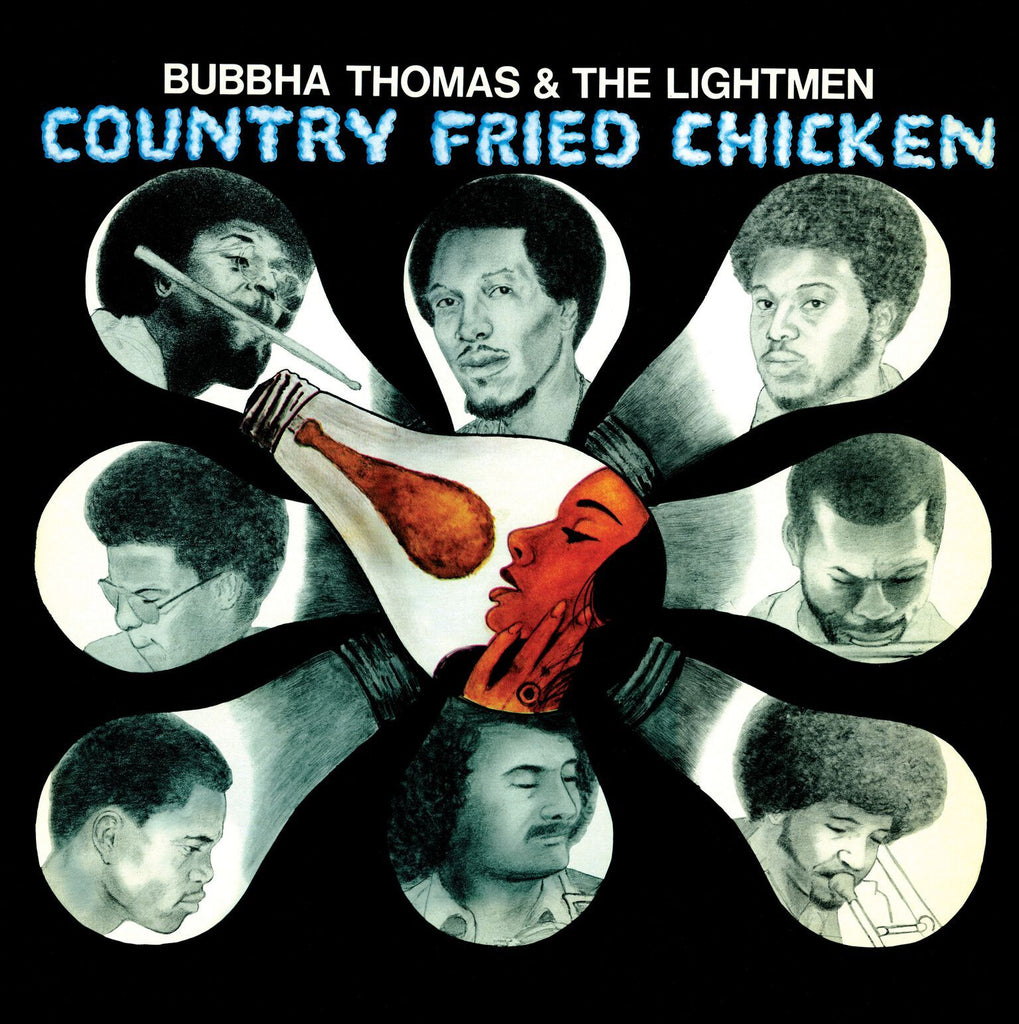 Bubbha Thomas & The Lightmen – Country Fried Chicken | 2018 Reissue