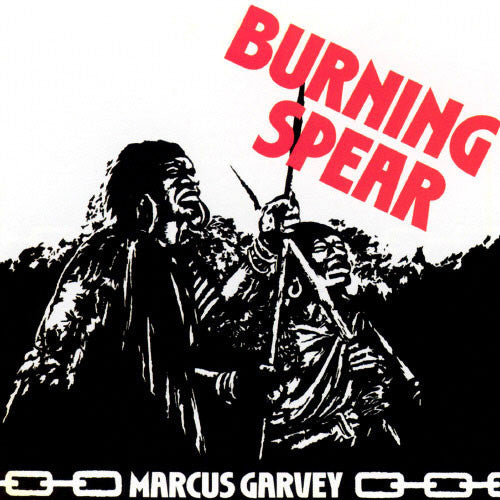 Burning Spear ‎– Marcus Garvey
