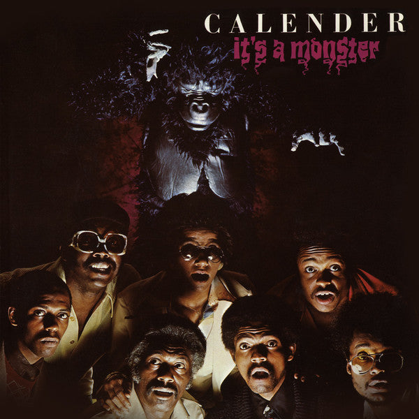 Calender – It's A Monster | Reissue | Limited Edition