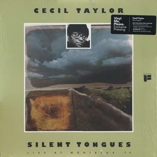 Cecil Taylor - Silent Tongues - Live At Montreux '74 | Vinyl Me Please | Reissue