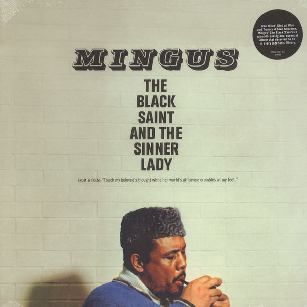 Charles Mingus ‎– The Black Saint And The Sinner Lady | Superior Viaduct Reissue