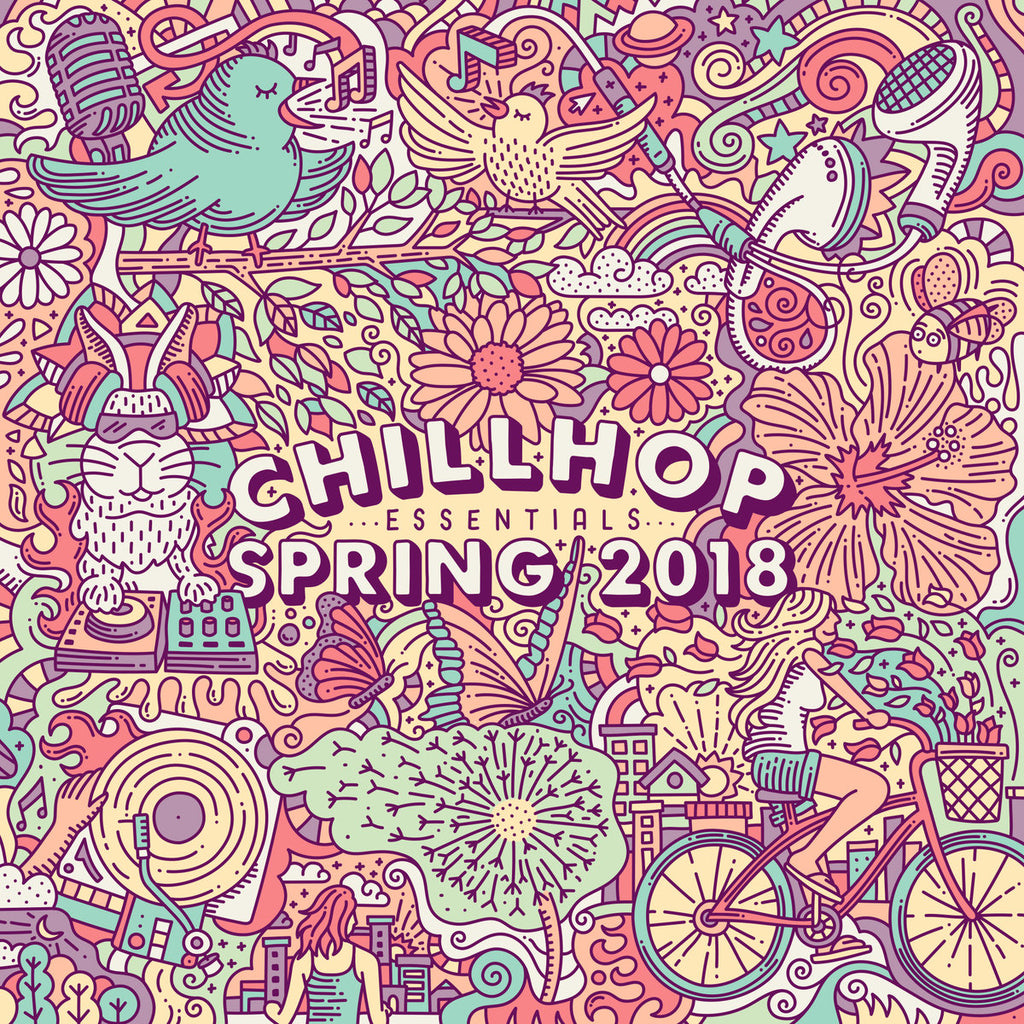 Various Artists ‎– Chillhop Essentials - Spring 2018