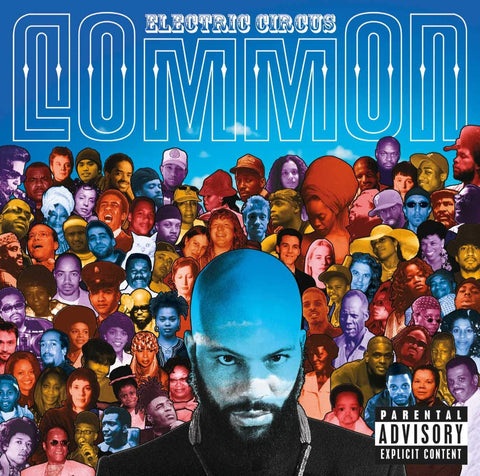Common – Electric Circus | 2017 Reissue | Vinyl Me Please