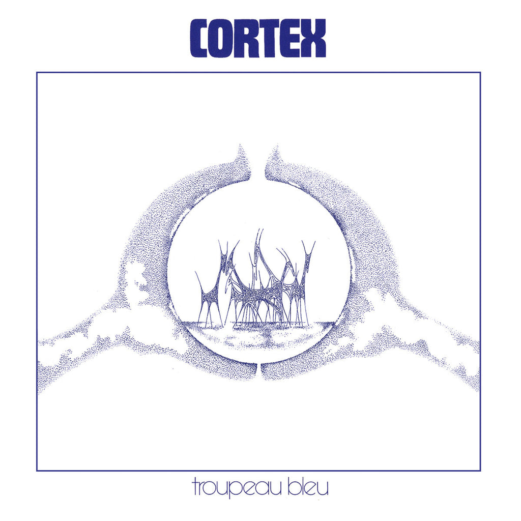 Cortex – Troupeau Bleu | 2018 Reissue | Limited Edition