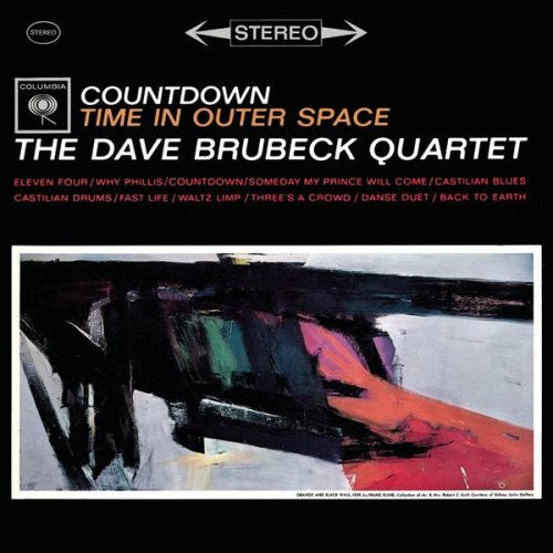 The Dave Brubeck Quartet – Countdown Time In Outer Space | Music On Vinyl 2011 Reissue