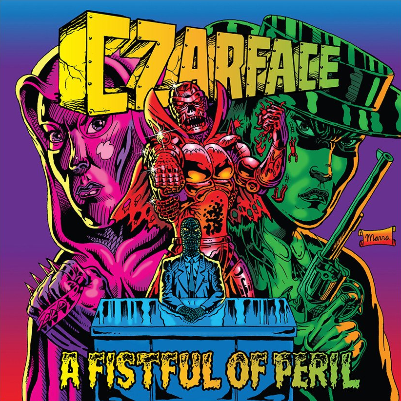 Czarface ‎– A Fistful Of Peril