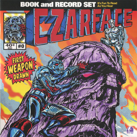 Czarface ‎– First Weapon Drawn: A Narrated Adventure | RSD2017
