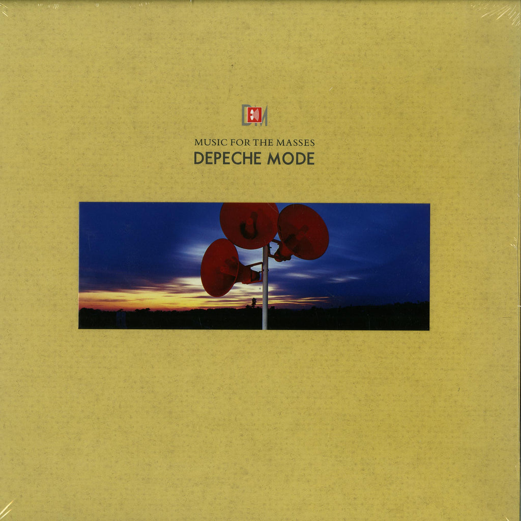 Depeche Mode – Music For The Masses | 2016 Reissue