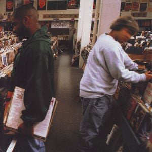 DJ Shadow – Entroducing… | Back To Black Reissue