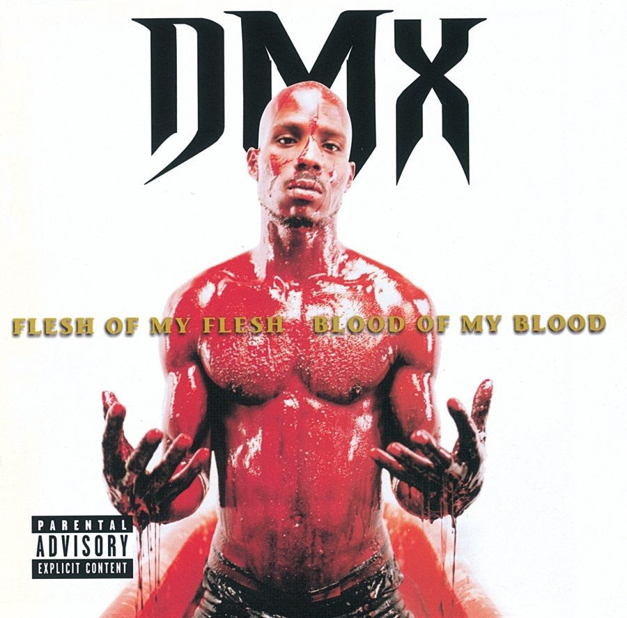 DMX ‎– Flesh Of My Flesh Blood Of My Blood | Blood Splatter Vinyl Variant