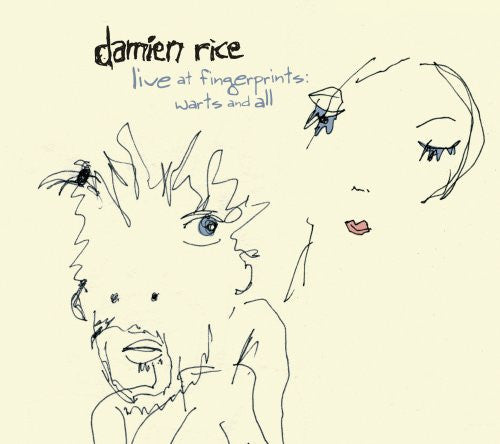 Damien Rice – Live At Fingerprints: Warts And All