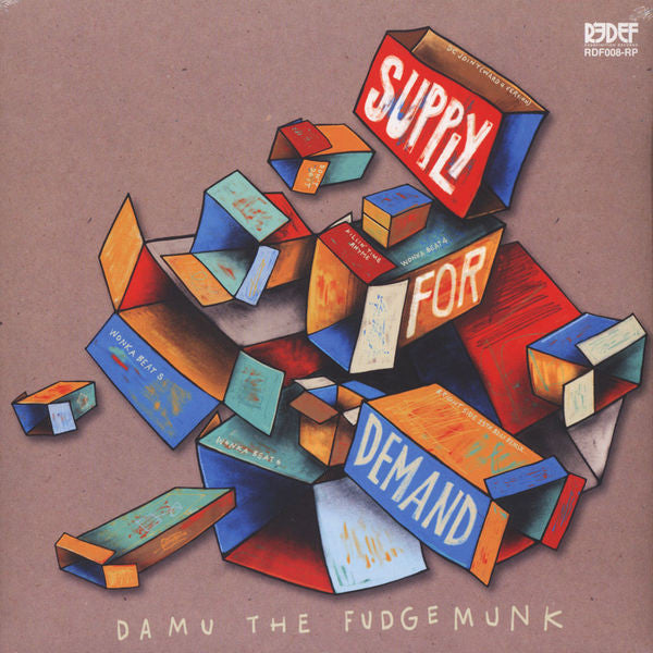 Damu The Fudgemunk – Supply For Demand