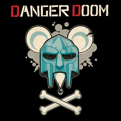 Danger Doom – The Mouse and the Mask  | Metalface Edition