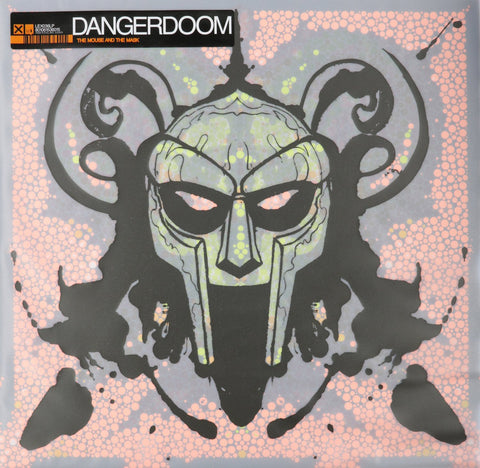 Dangerdoom [ Danger Mouse + MF Doom ] – The Mouse And The Mask