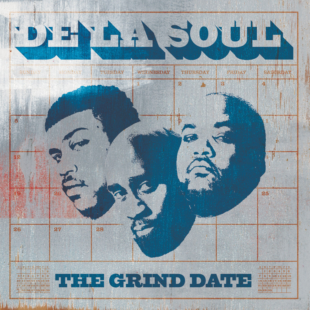 De La Soul ‎– The Grind Date | 10th Anniversary Reissue