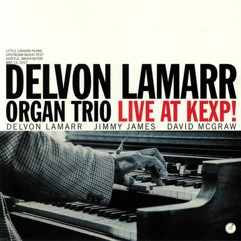 Delvon Lamarr Organ Trio - Live At KEXP! | Repress