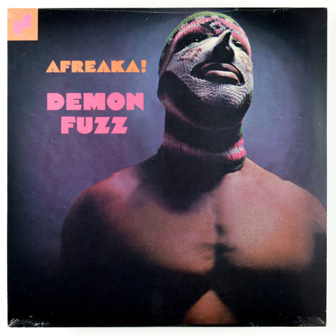 Demon Fuzz - Afreaka! | 2017 Reissue
