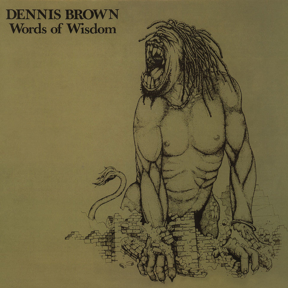Dennis Brown – Words Of Wisdom