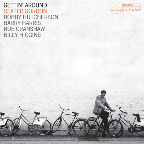 Dexter Gordon – Gettin' Around | 45rpm 2LP