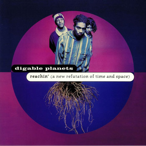 Digable Planets ‎– Reachin' (A New Refutation Of Time And Space) | 2018 Reissue