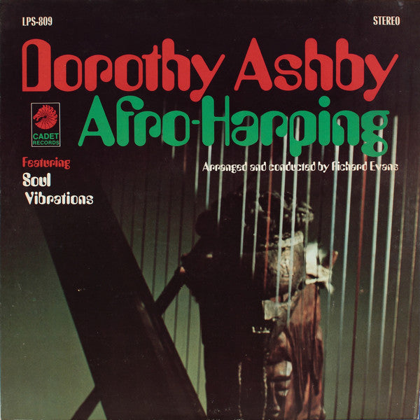 Dorothy Ashby – Afro-Harping | 2018 Reissue