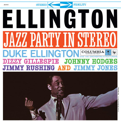 Duke Ellington And His Orchestra – Ellington Jazz Party | 45rpm 2LP