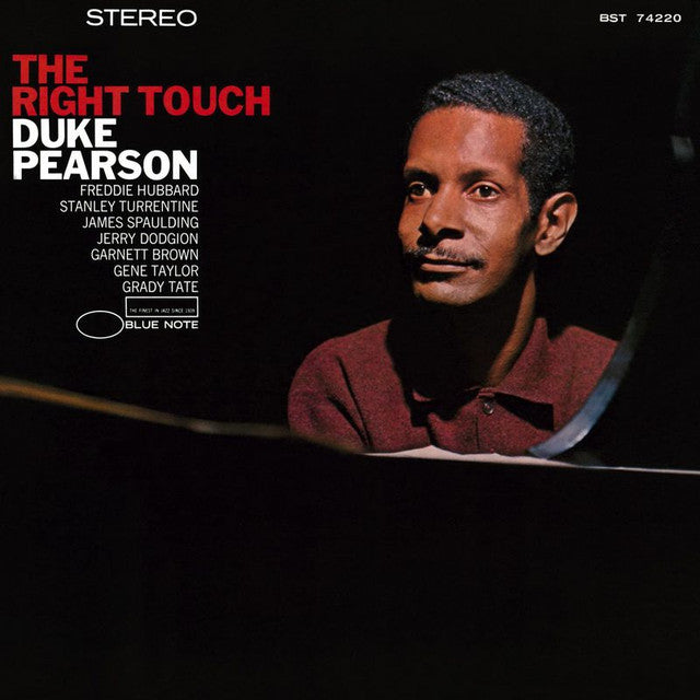 Duke Pearson – The Right Touch | Reissue