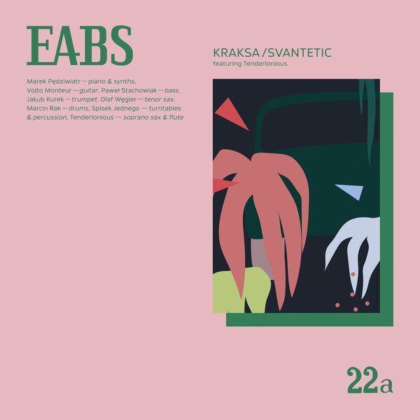 EABS Ft. Tenderlonious – Kraksa / Svantetic | Limited Edition