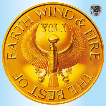 Earth, Wind & Fire ‎– The Best Of Earth Wind & Fire Vol. I | RSD2015 [Compilation]