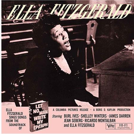 Ella Fitzgerald – Let No Man Write My Epitaph | Mono 45rpm 2LP