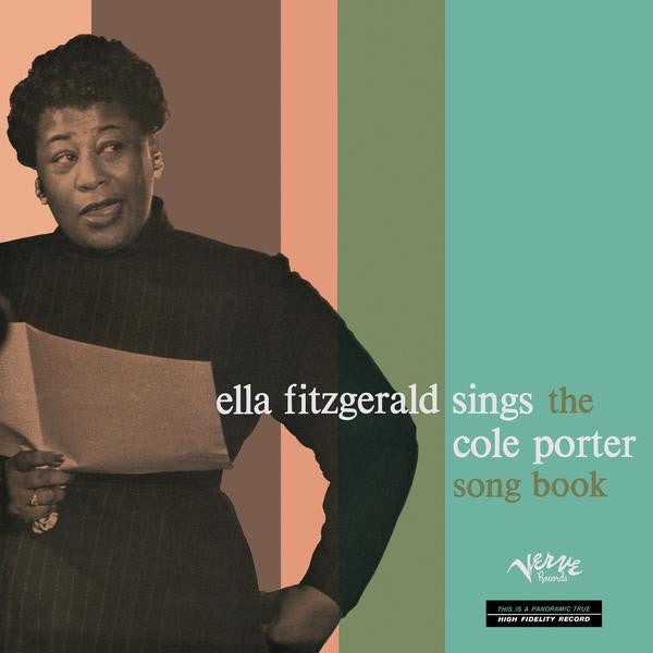 Ella Fitzgerald ‎– Sings The Cole Porter Song Book | 2016 Mono Box Set Reissue