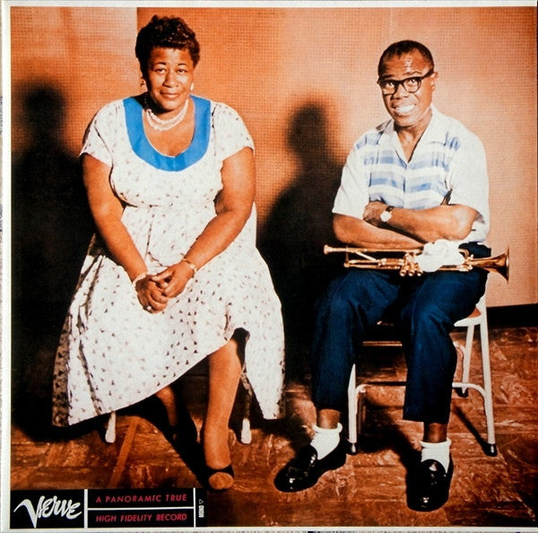 Ella Fitzgerald and Louis Armstrong - Ella and Louis | Mono 45rpm 2LP