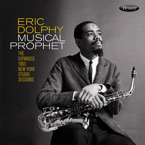 Eric Dolphy ‎– Musical Prophet (The Expanded 1963 New York Studio Sessions) | RSD Black Friday