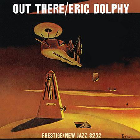 Eric Dolphy – Out There | 2016 Analogue Productions Reissue