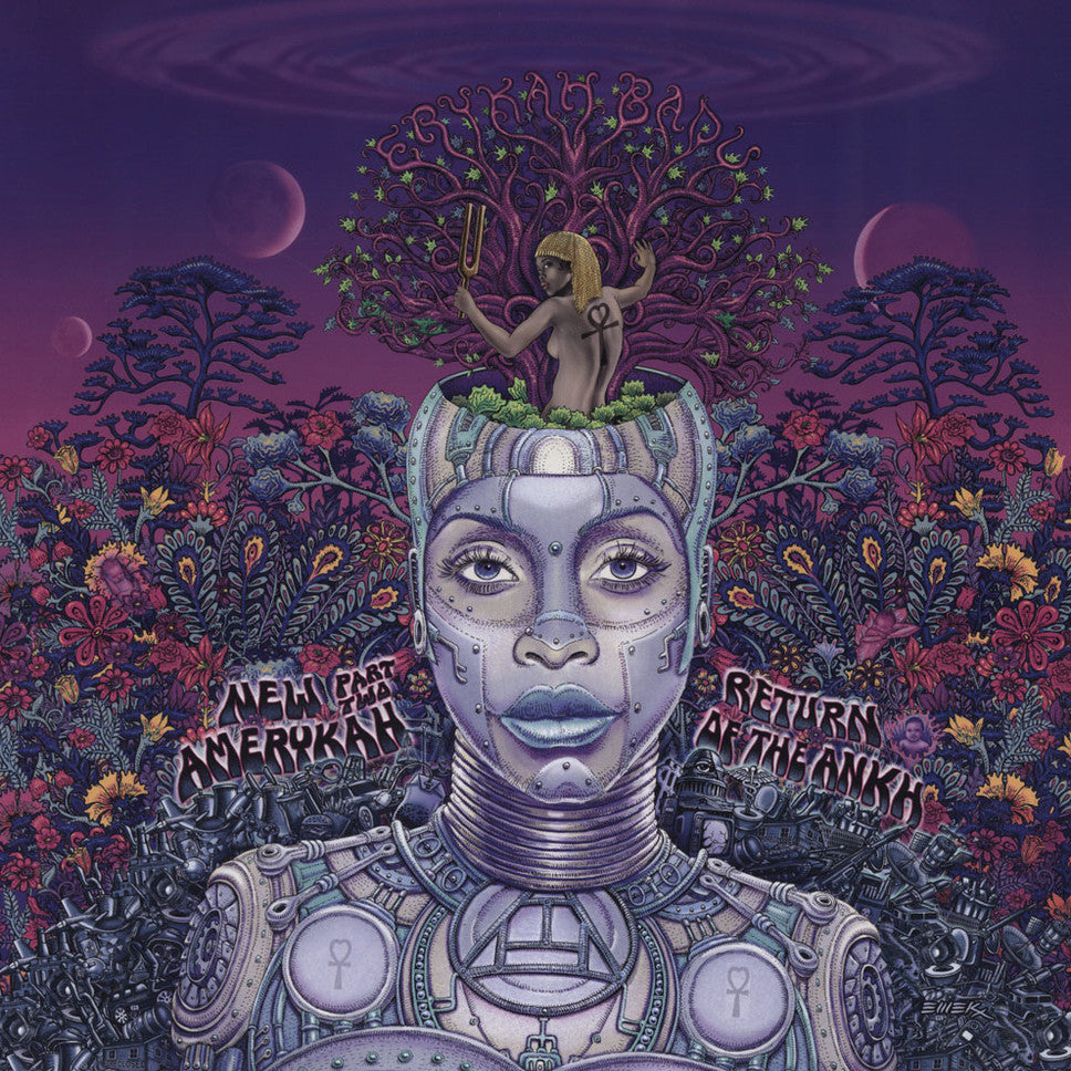 Erykah Badu – New Amerykah Part Two: Return Of The Ankh