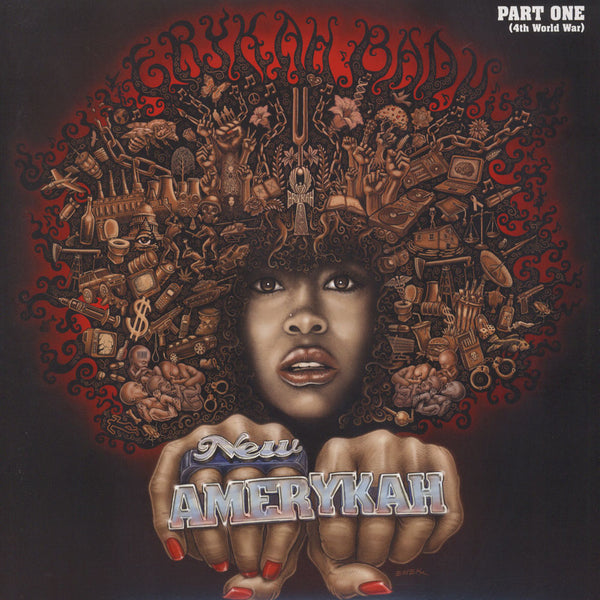 Erykah Badu – New Amerykah Part One (4th World War)