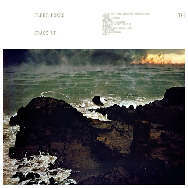Fleet Foxes ‎– Crack-Up