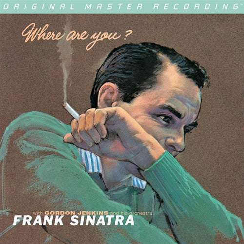Frank Sinatra ‎– Where Are You? | Mono