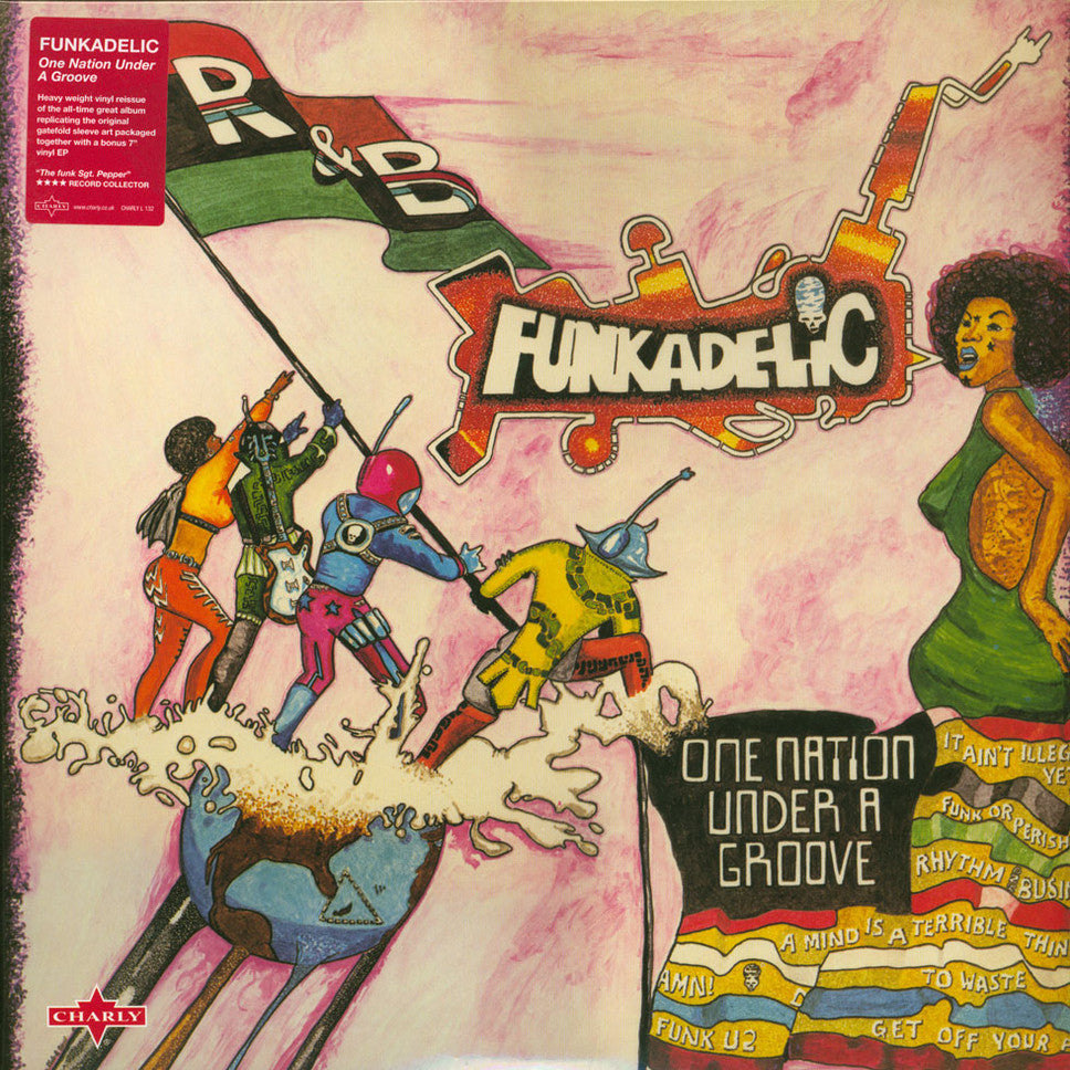 Funkadelic – One Nation Under A Groove