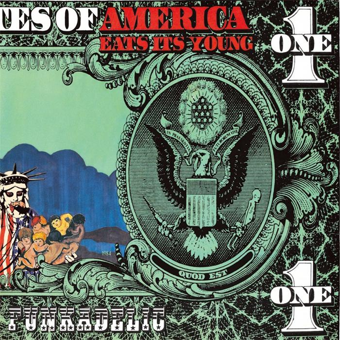 Funkadelic ‎– America Eats Its Young  1991 Reissue