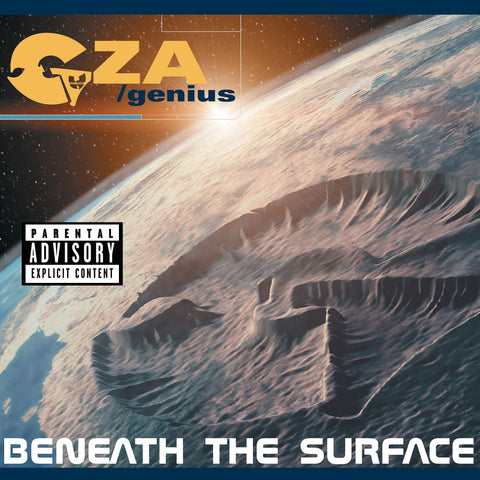 GZA / Genius – Beaneath The Surface | 2016 Reissue | Respect The Classics