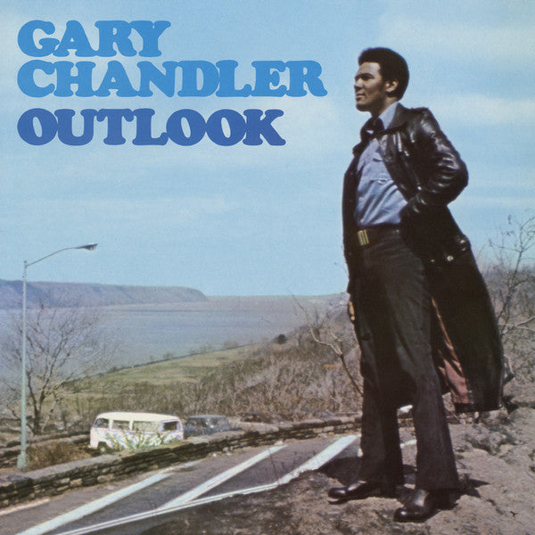 Gary Chandler – Outlook | Reissue | Limited Edition