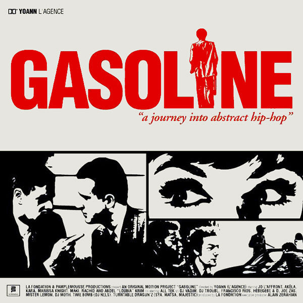 Gasoline – A Journey Into Abstract Hip-Hop
