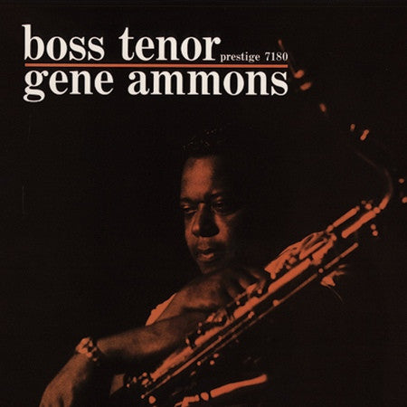 Gene Ammons - Boss Tenor | 200g Analogue Productions reissue
