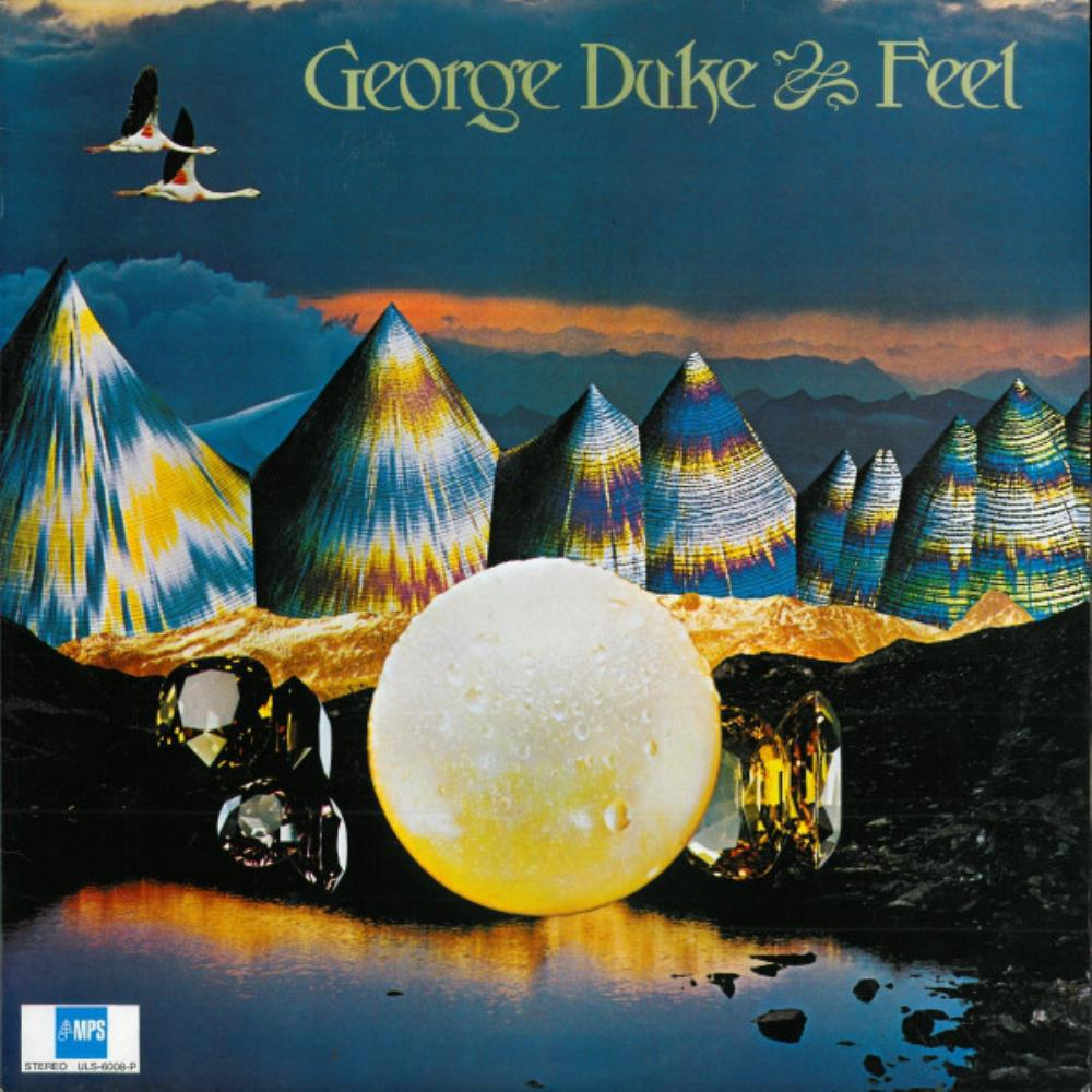 George Duke – Feel | 2018 Reissue