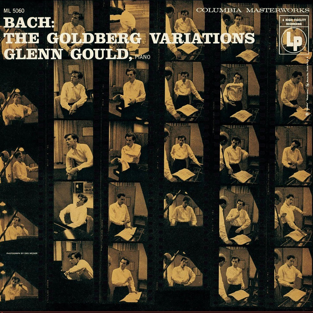 Glenn Gould - Bach: The Goldberg Variations 1955