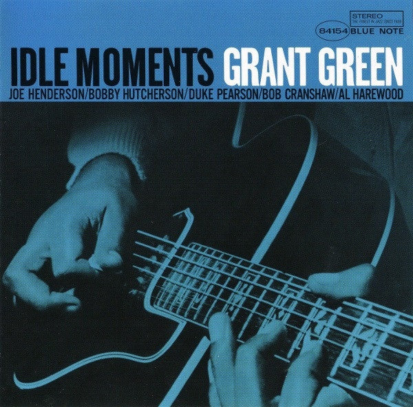 Grant Green – Idle Moments | Music Matters Reissue